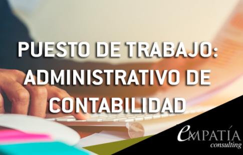 ADMINISTRATIVO DE CONTABILIDAD